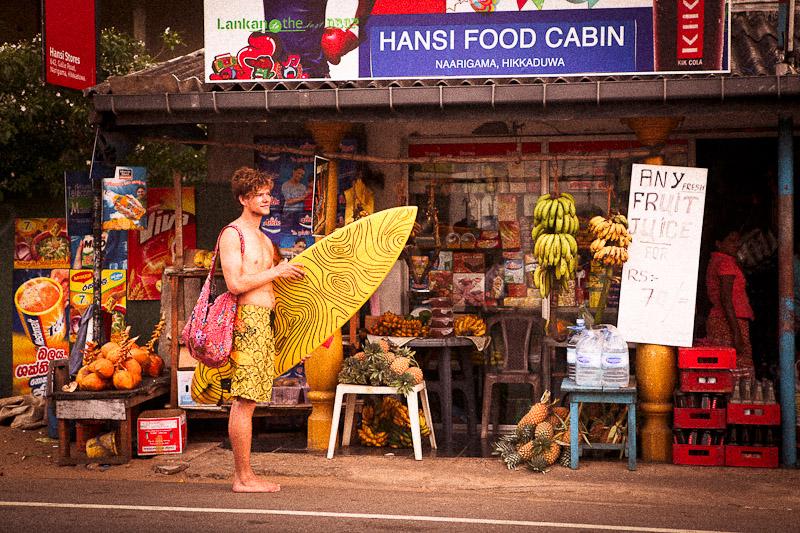 petter goes frukterian (eller typ papayan)