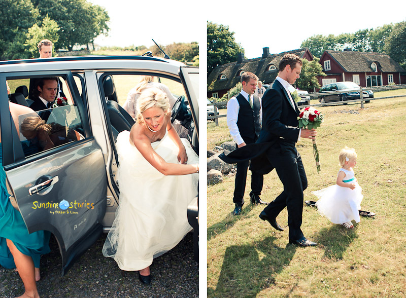 Wedding; Stina & Kalle