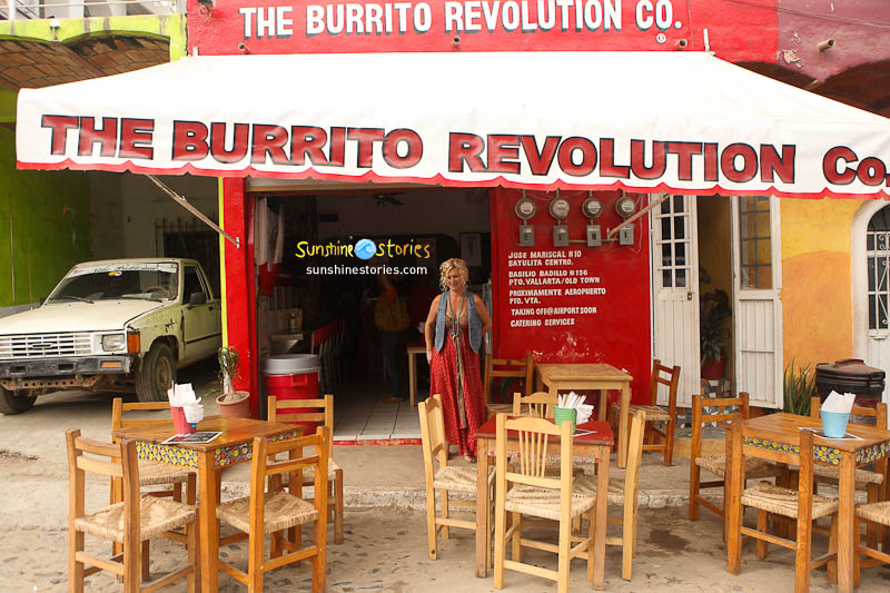 The Burrito Revolution Co.