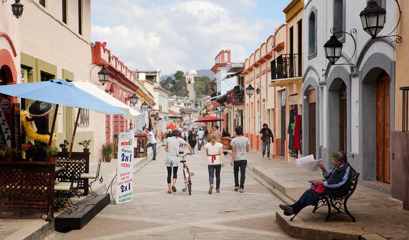 Indigenous San Cristobal
