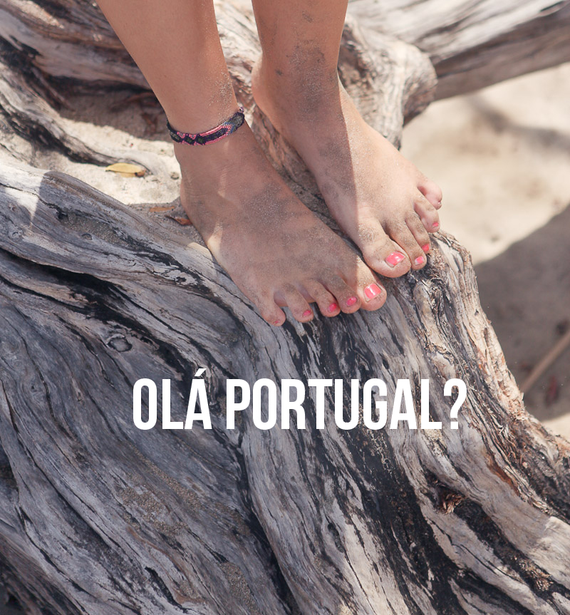 Olá Portugal?