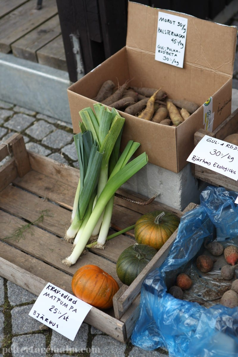 Skördemarknad - Skördefest - Båstad - Bjäre - Matmarknad