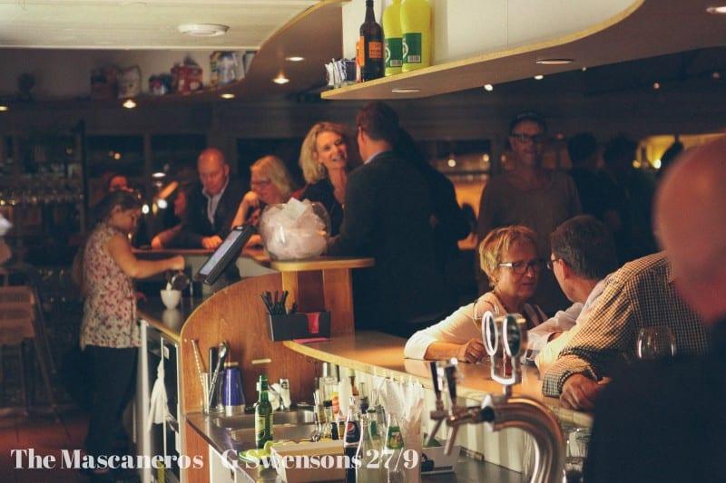 Restaurang Torekov - Båstad - Bjäre - G Swensons krog