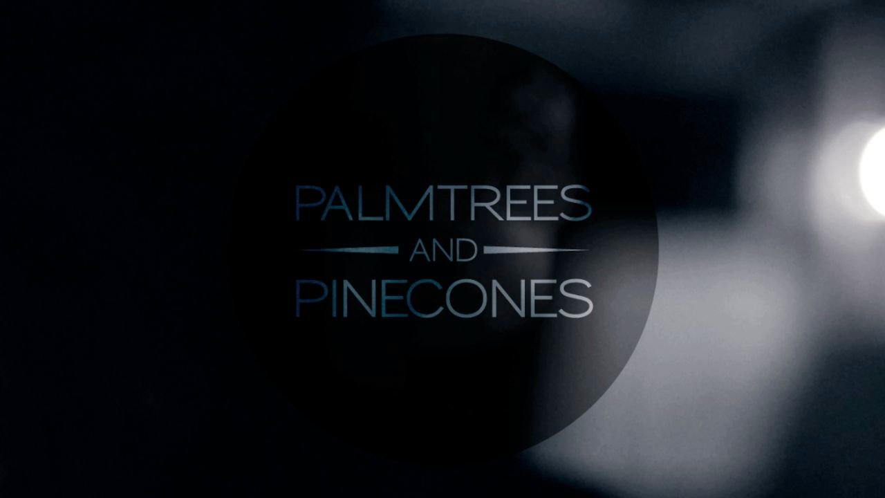 Palmtrees & Pinecones by Blueberry Visuals