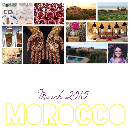 marocco yoga retreat