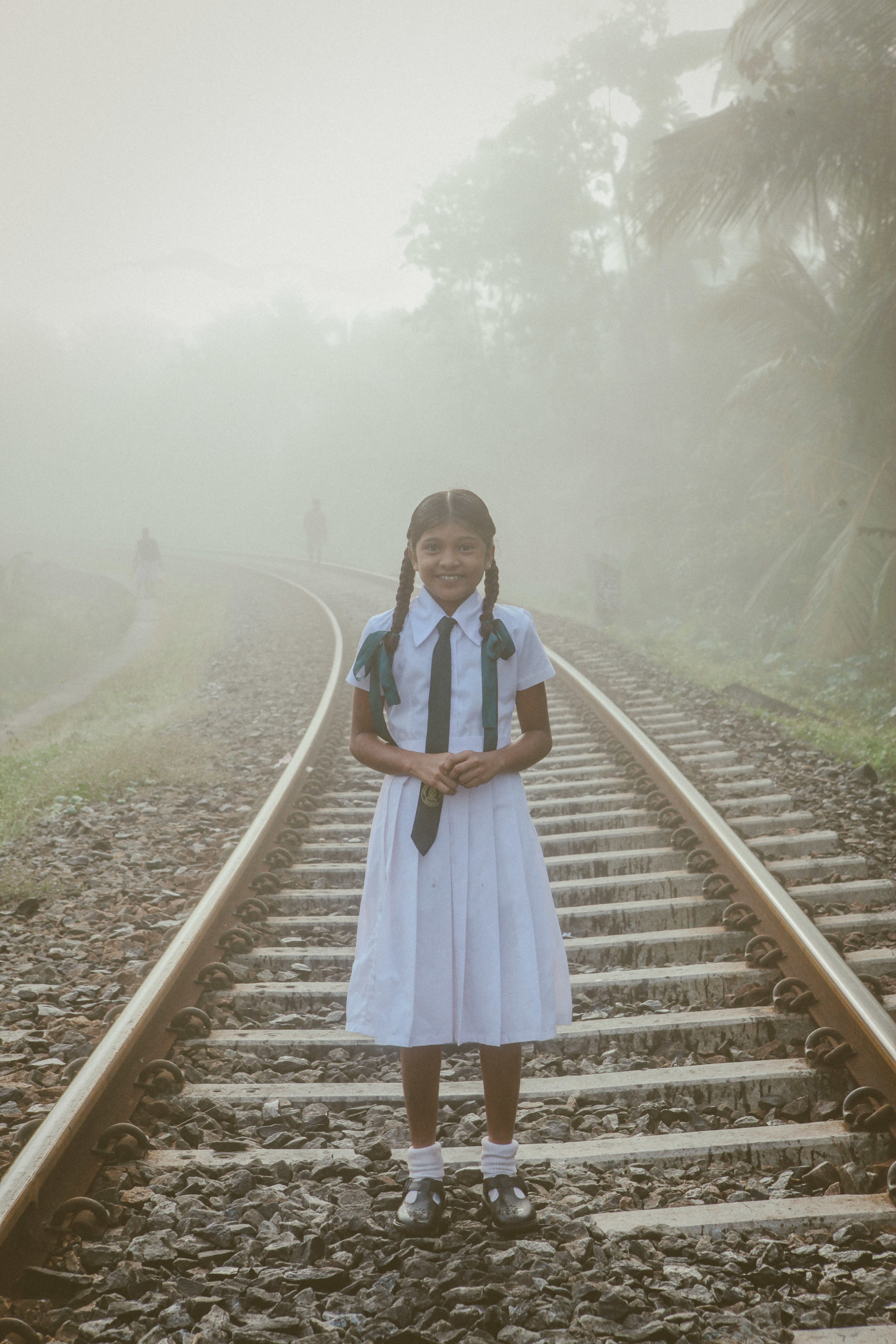 Sri Lanka-Railroad-Ahangama-Midigama-Galle-Road-Train-Sunrise-Blog-9550