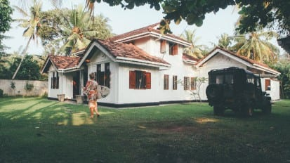 Our Colonial Villa
