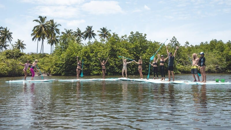 SUP YOGA SRI LANKA