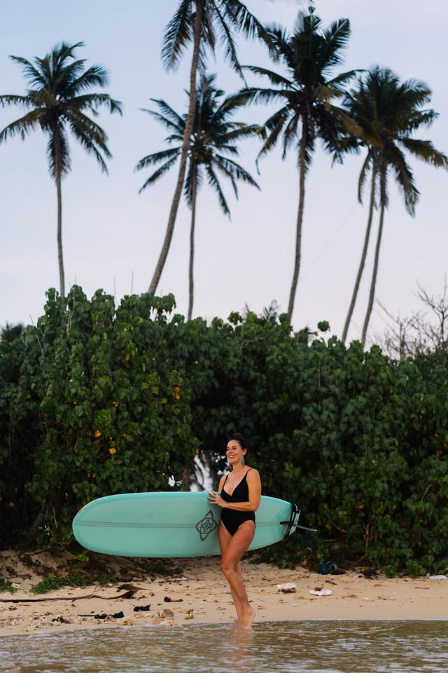 donna palmtree beach ahangama-west