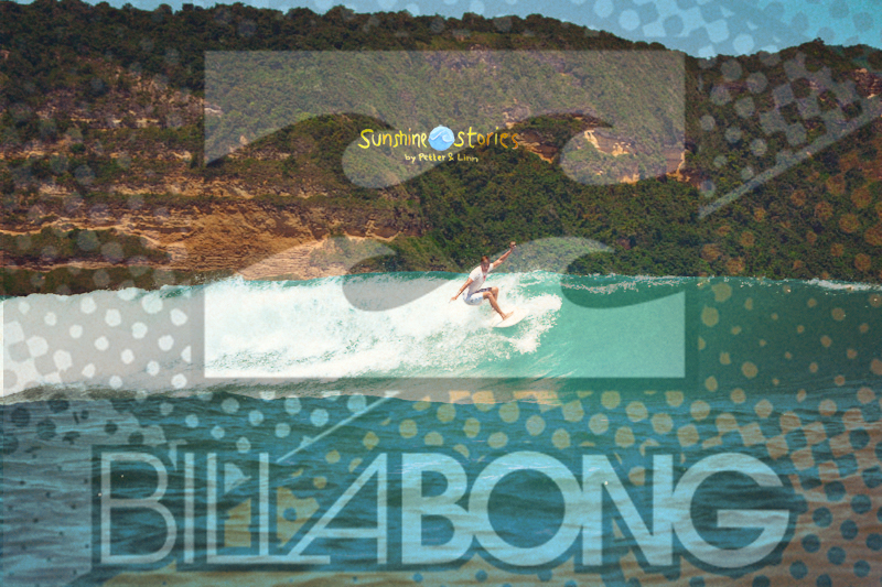 Sunshinestories + Billabong = True