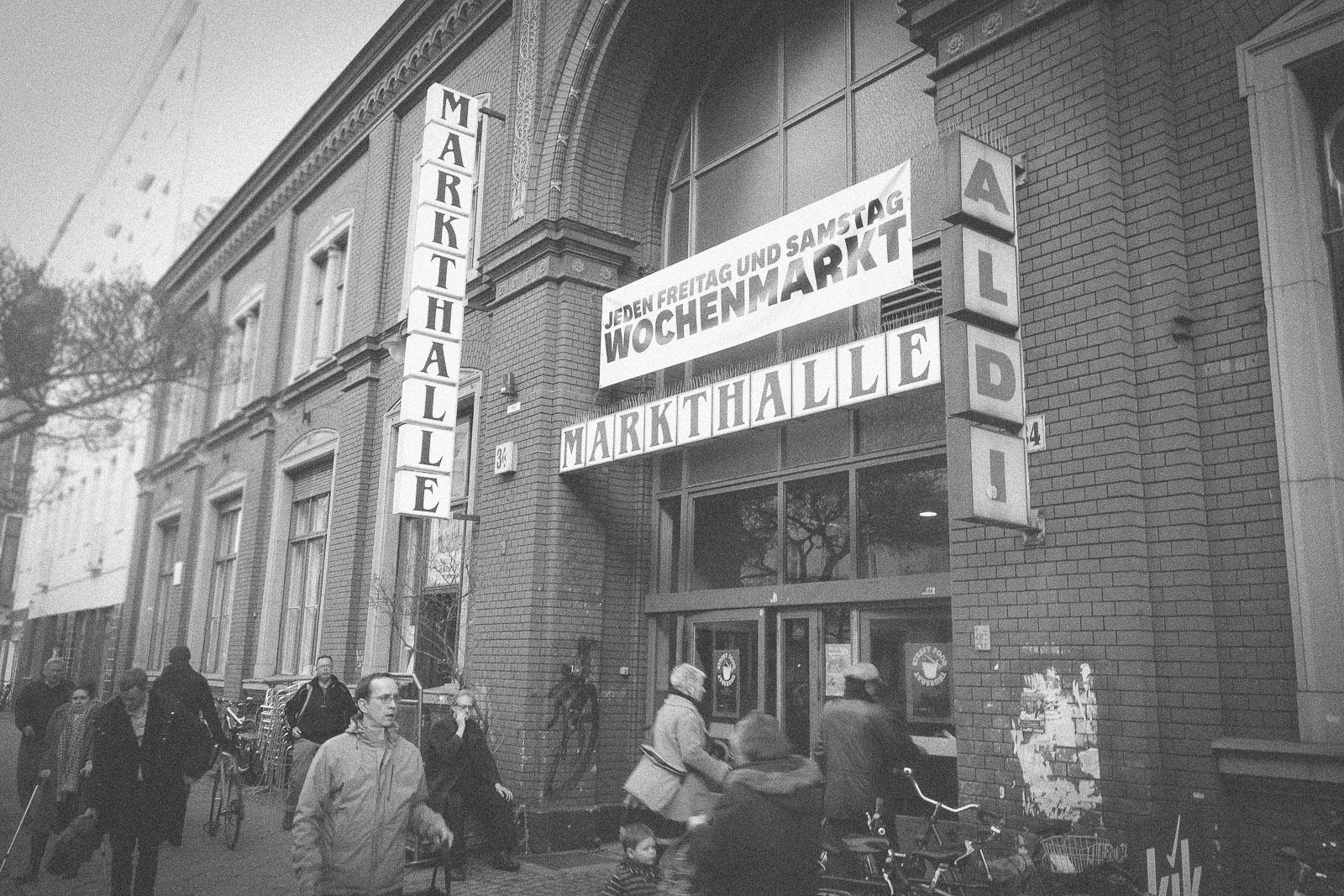 Berlin – street food market