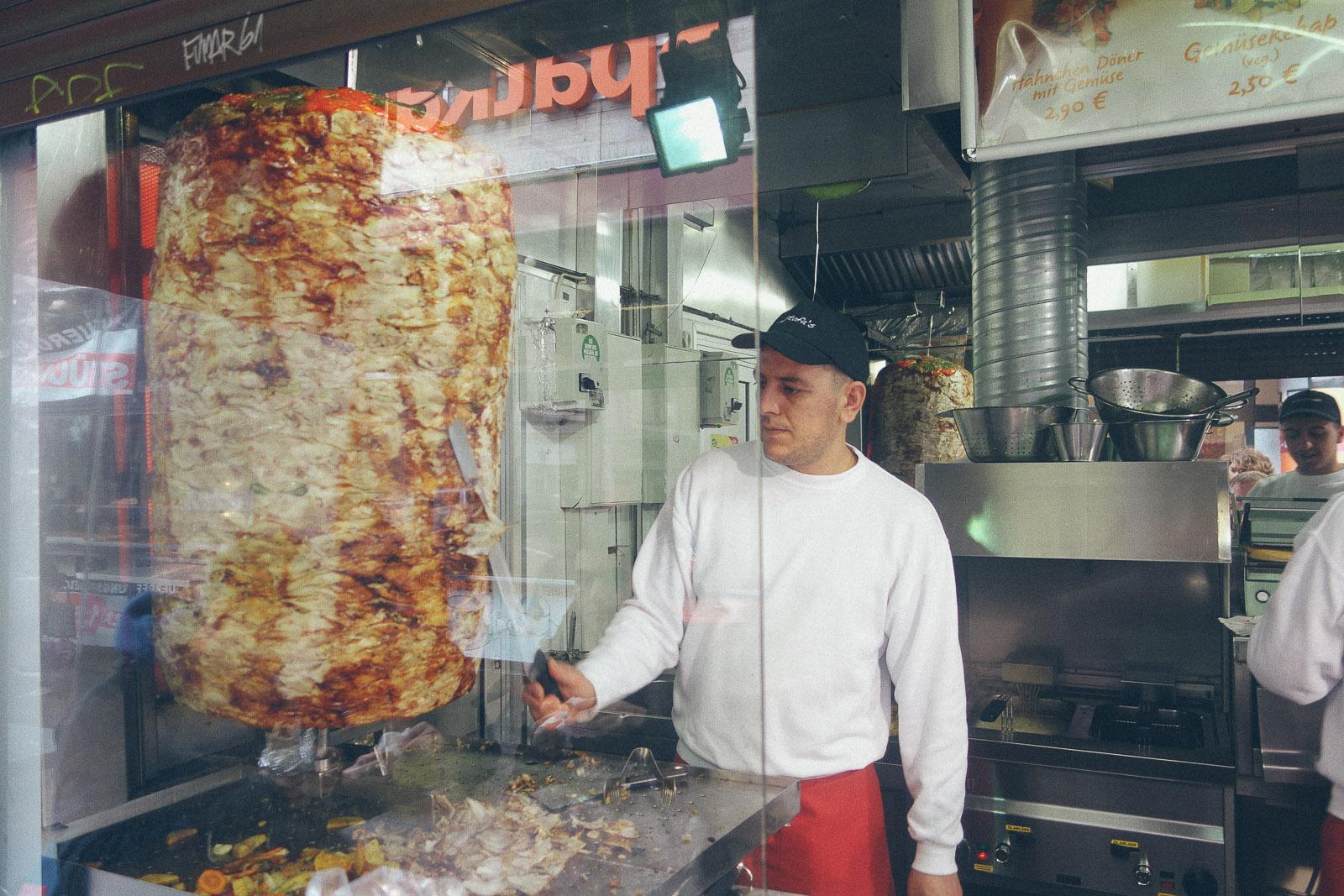 Mustafa's Gemüse Kebab