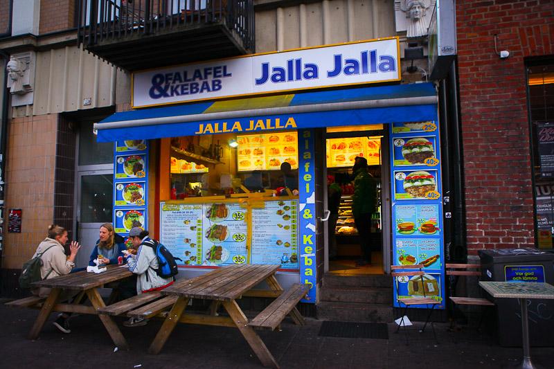 Jalla Jalla Falefel
