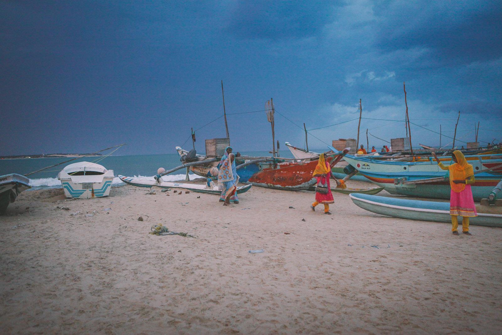 Tropical Thunderstorm Sri Lanka