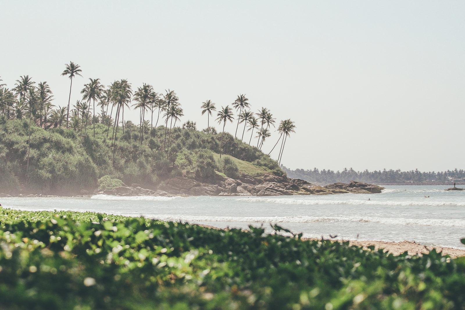 Surfing Medawatta Sri Lanka