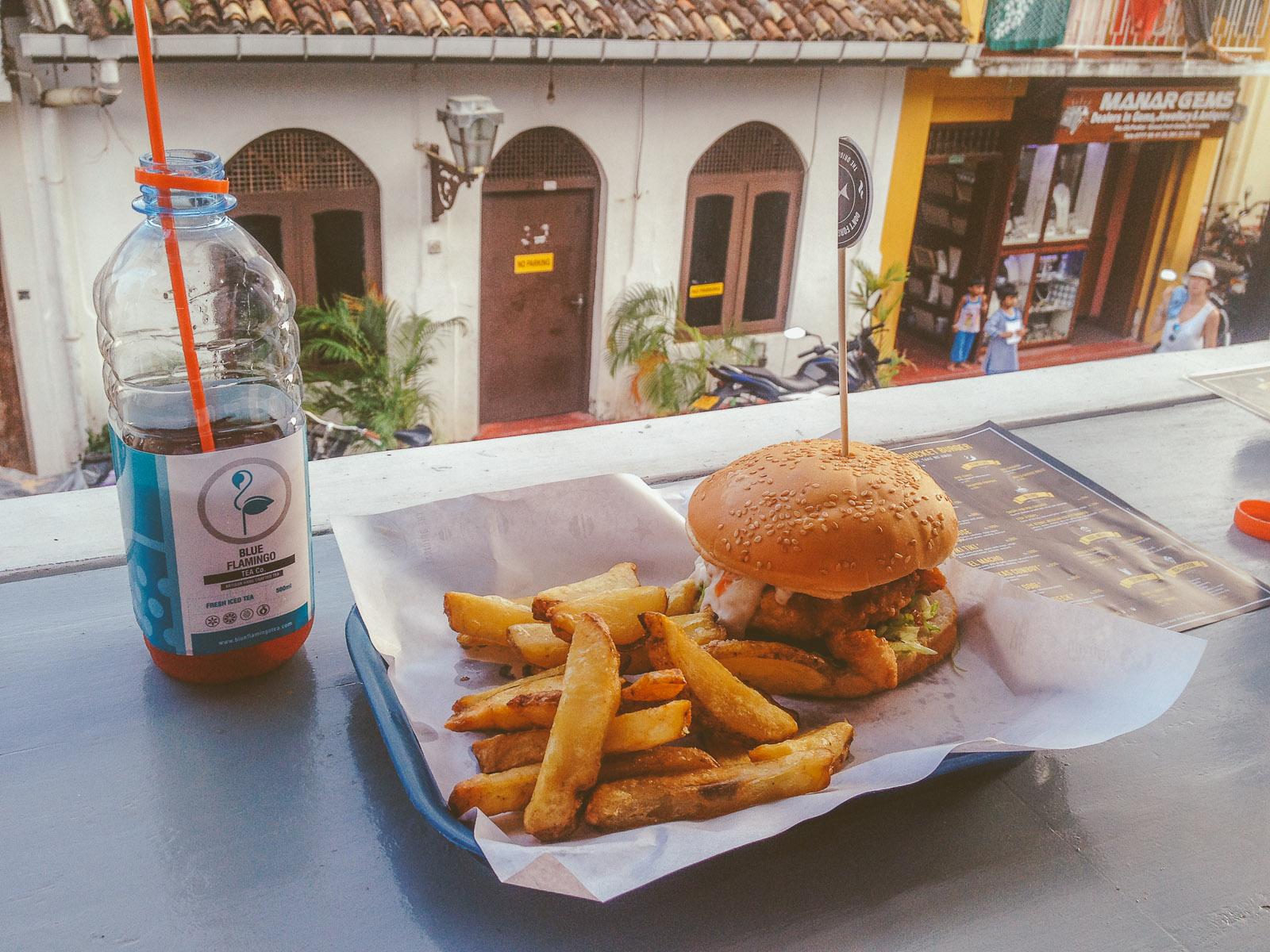 rocket burgers – galle fort