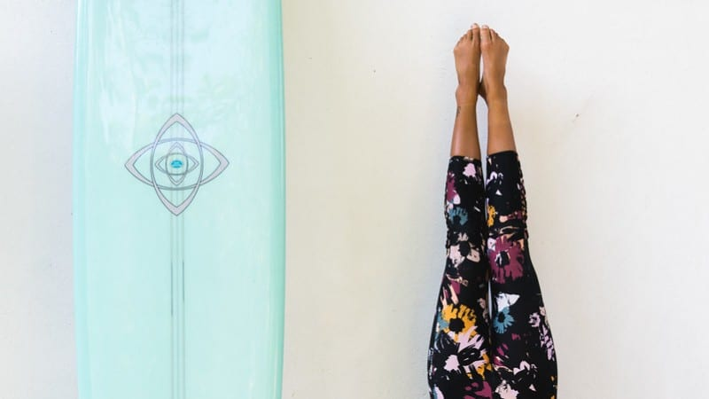 The Perfect Combination: A Yoga and Surf Retreat