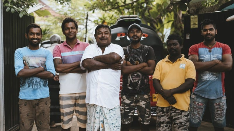 Meet the tuk tuk boys